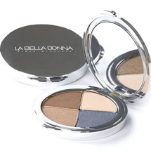 Compressed Mineral Eye Shadow to Blush by La Bella Donna