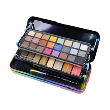 Hello Beautiful 3-Tier Makeup Kit by the color workshop