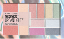 The City Kits All-In-One Eye & Cheek Palette - Urban Light by Maybelline