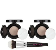 Flawless Finish Transforming Effect Foundation Duo by mally