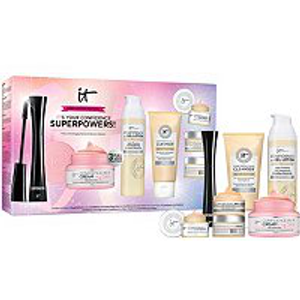 IT's Your Confidence Superpowers! Life-Changing Skincare & Mascara Set by IT Cosmetics