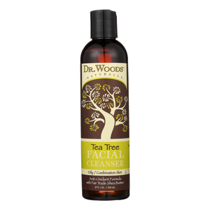 Facial Cleanser Tea Tree by Dr.Woods