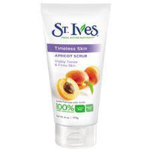 Timeless Skin Apricot Scrub by st ives