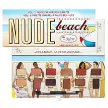 Nude Beach Eyeshadow Palette by theBalm