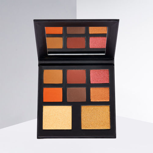 Beauty Bay x Jordan Lipscombe Fuego Eyeshadow And Highlighter Palette by Beauty Bay