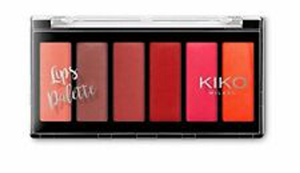 Lipstick Palette - 01 Every Day Colors by Kiko Milano