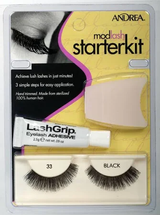 Strip Lashes Starter Kit 33 by Andrea