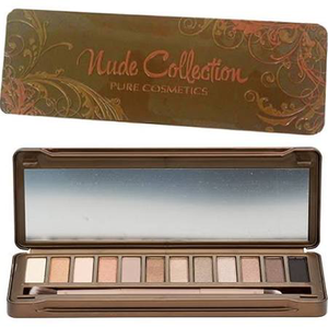 Nude Collection Eyeshadow Palette by Pure Cosmetics