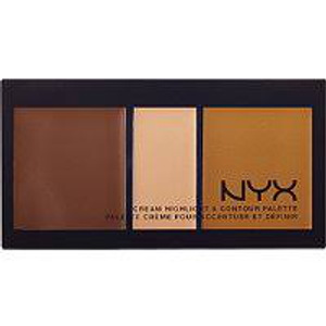 Cream Highlight & Contour Palette by NYX Professional Makeup