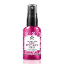 Rose Dewy Glow Face Mist by The Body Shop