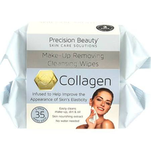 Make Up Removing Cleansing Wipes Collagen by precision