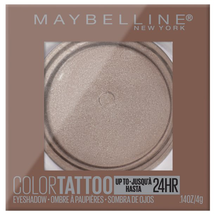 Color Tattoo Up To 24HR Longwear Cream Eyeshadow by Maybelline