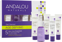 Age Defying Get Started Kit by andalou naturals