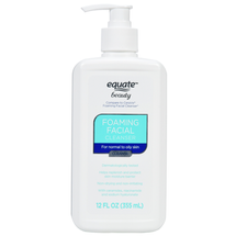 Foaming Facial Cleanser by equate