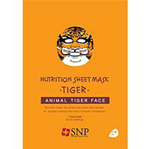 Tiger Wrinkle Mask Sheet by snp