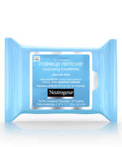 Ultra-Soft Makeup Remover Wipes For Waterproof Makeup by Neutrogena