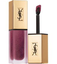 Beaute Tatouage Couture Metallic Lipstick Prune Attraction by YSL Beauty