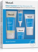 Clear Control 30-Day Acne Kit by murad