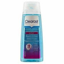 Ultra Rapid Action Deep Pore Treatment Toner by clearasil