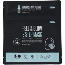 Peel & Glow 2 Step Mask by soo ae