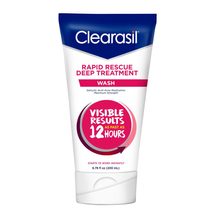 Rapid Rescue Deep Acne Treatment Face Wash by clearasil
