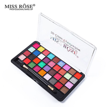 Pro Makeup Palette 36 Color Eyeshadow Palette by miss rose
