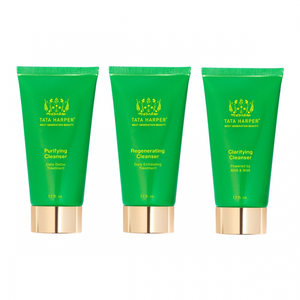 Triple Cleansing Discovery Set by tata harper