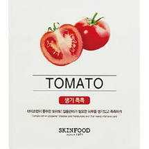 Beauty In A Food Mask Sheet Tomato by Skinfood