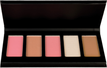 Color Velvet Touch Face Palette by japonesque