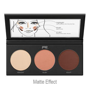 Contour 101 Palette - Matte Effect by pop beauty