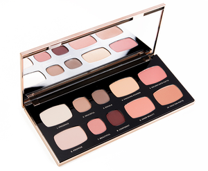 Be Beautiful Ready Face & Eye Palette by bareMinerals