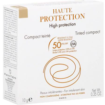 High Protection Beige Tinted Compact by Eau Thermale Avene