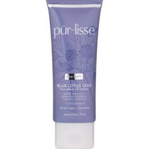 Blue Lotus Seed Mud Mask + Exfoliant by Purlisse