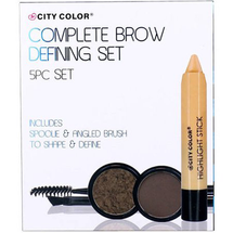 Complete Brow Defining Set by city color