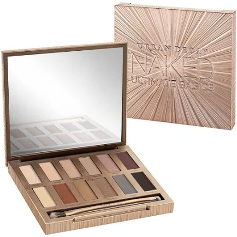 Naked Ultimate Basics Eyeshadow Palette by Urban Decay #2
