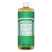 Pure Castile Soap - Almond by dr bronners