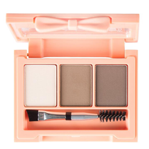 Holy Brow Eyebrow Trio with Brush + Spooley by The Creme Shop