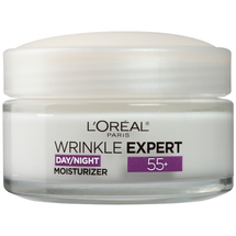 Wrinkle Expert 55+ Day/Night Moisturizer by L'Oreal
