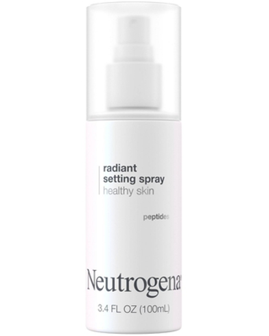 Radiant Makeup Setting Spray With Peptides by Neutrogena #2