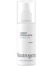 Radiant Makeup Setting Spray With Peptides by Neutrogena