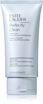 Perfectly Clean Multi-Action Foam Cleanser/Purifying Mask by Estée Lauder