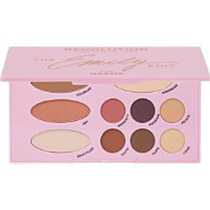 Revolution x The Emily Edit - The Needs Palette by Revolution Beauty