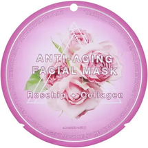 Rosehip And Collagen Anti Aging Facial Mask by my spa life