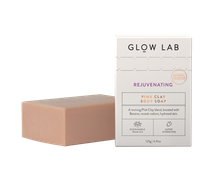 Pink Clay Body Soap by Glow Lab