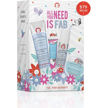 All You Need Is Fab Kit by First Aid Beauty
