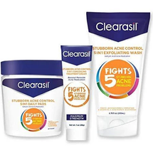 Stubborn Acne Control Kit by clearasil