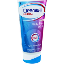 Ultra Rapid Action Daily Face Wash by clearasil