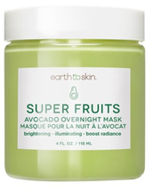 Super Fruits Avocado Overnight Mask by Earth To Skin
