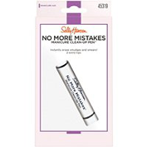 No More Mistakes Manicure Clean Up Pen by Sally Hansen