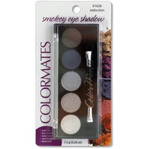 Smokey Eyeshadow Palette by Colormaties
